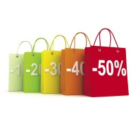 Acute discount campaigns based on quantity